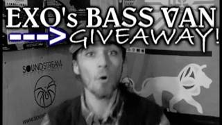 EXO's Big Bass GIVEAWAY - Inspired By Techforce Services