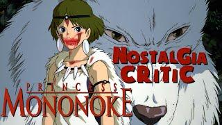 Disneycember: Princess Mononoke (rus vo G-NighT) / Nostalgia Critic: Принцесса Мононоке