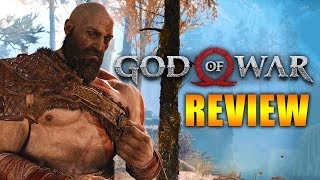 God of War Review | PS4 Pro Gameplay