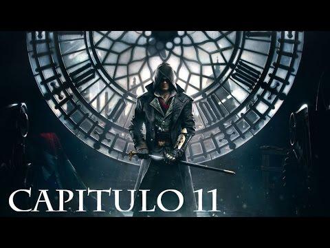 Assassin's Creed Syndicate / Gameplay Español /capitulo 11 puesto en la armada real