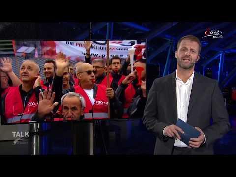 Talk im Hangar-7: Streik der Arbeiter: Droht ein Klassenkampf?