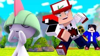 Minecraft: CAPTURANDO POKEMON PARA MEU AMIGO - PIXELMON #09 ‹ PORTUGAPC ›