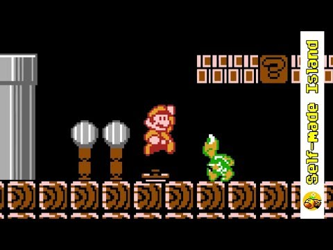 Mario Is Back! • Super Mario Bros. ROM Hack (NES/Nintendo Entertainment System)
