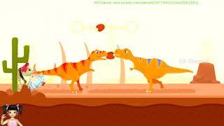 BabyBus - Tiki Mimi và trò chơi chú khủng long siêu quậy tập 1