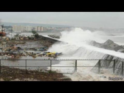 Супер циклон «Амфан» идёт на Индию и Бангладеш Super cyclone goes to India and Bangladesh