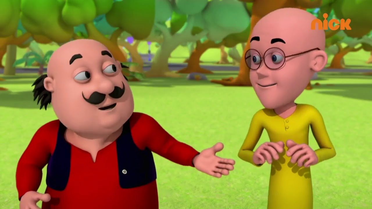 Motu Patlu | Season 1 |  मोटू पतलू | Motu Patlu Ka Ghar | Episode 126 Part 2 | Voot Kids
