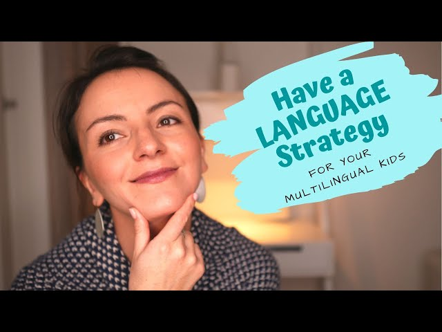 HOW TO CHOOSE A LANGUAGE STRATEGY