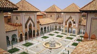Algerian Architecture in Tlemcen City ❤🇩🇿