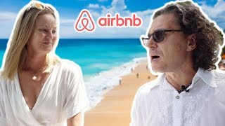 Gambar cover How Airbnb Changed Her Bali Villa Business! (2019) 🤔
