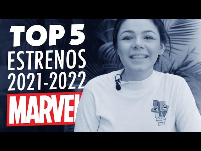 TOP 5 de próximos estrenos de Marvel   Desde Casa con Ana Paola
