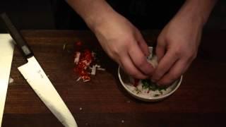 Sådan Laver Du Taco Al Pastor / How To Make Taco Al Pastor