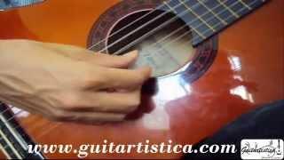 La paga Juanes Tutorial Guitarra CON BAJOS BACANOS! Parte 1 DVDs Pop Video 15 Guitartistica