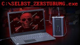 Die SICHERSTE Festplatte der WELT! -- iStorage diskAshur DT2 8TB