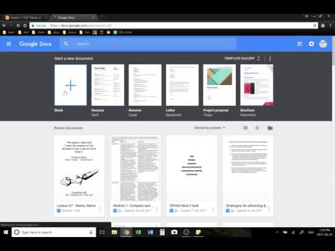 How to convert image to pdf in google drive