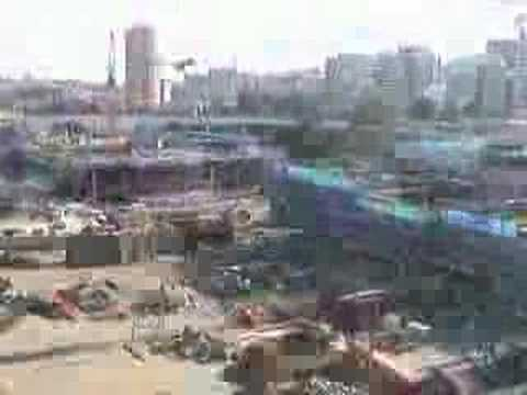 State Library of Queensland timelapse construction video 2