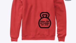 Swing This Kettlebell Merchandise Store is Ready !