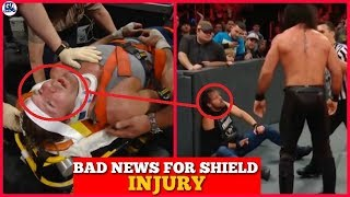Bad News:Dean Ambrose Injured | Shocking News for Shield Fans | Is it out of Action ?