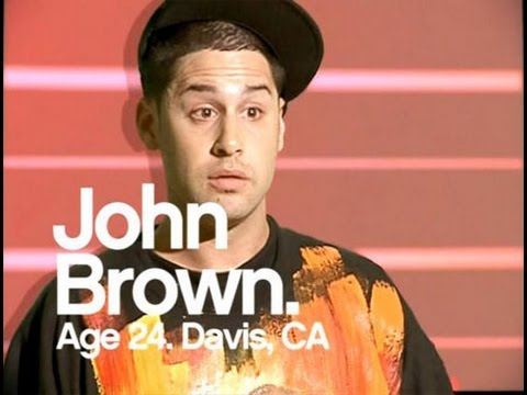 Best of John Brown | ego trip's (White) Rapper Show [2007]