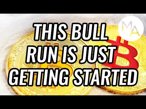 The Bitcoin & Crypto Markets Bull Run Is JUST GETTING STARTED?! | New BULLISH Pattern Developing!