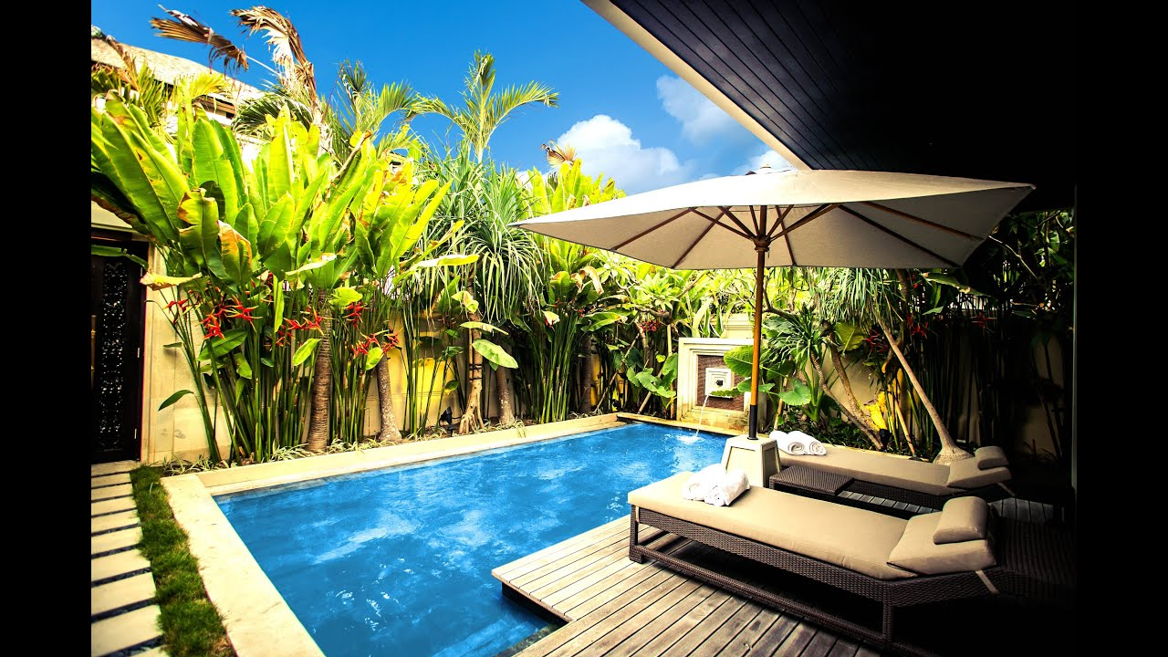 Indonesia-Bali-Canggu-La-Laguna-Seating-on-a-yard Laguna Bali
