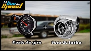 Como Cortar de giro + Como colocar barulho de turbo LFS 0.6R