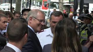 'Prime Minister's floral tribute to Pellegrini's proprietor Sisto Malaspina' 13/18/18