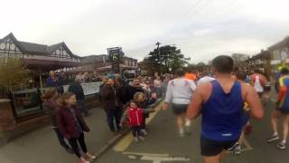 The Greater Manchester Marathon, 2013; Race Highlights by Trek and Run