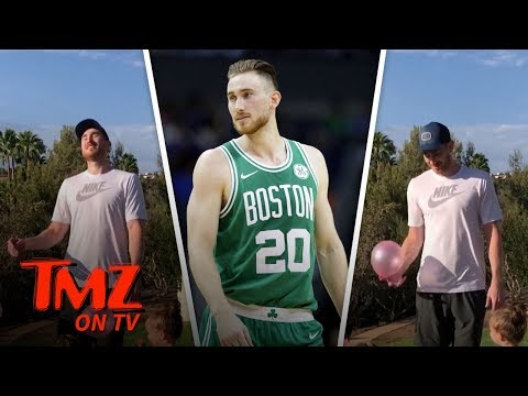 NBA Player's Gender Reveal Turns Sour | TMZ TV