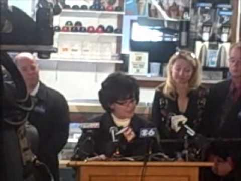 Kathy Marcione Senate Announcement