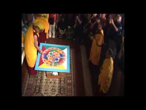 Closing ceremony of Himalaya Festival in Paris