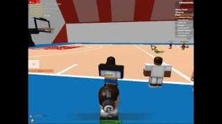 ROBLOX Basketball EBL - Kingrayy123 vs Superdude251