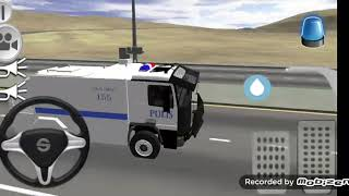 Polis Özel Harekat Oyunu//Direksiyonlu Araba Oyunları, Araba Oyunları Izle