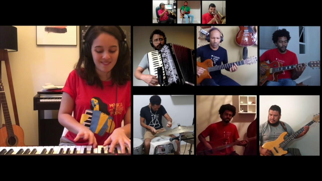 Orquestra Anelo em Casa - Loro (Egberto Gismonti)