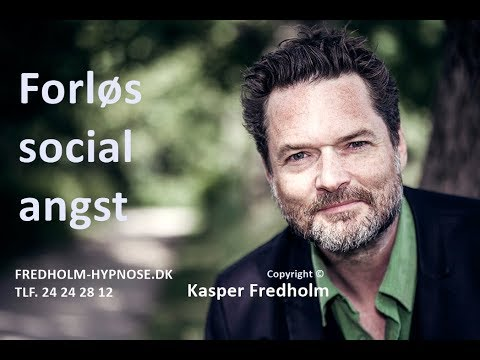 Hypnose - Forløs social angst