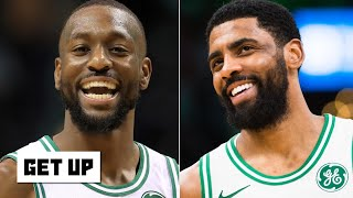 How do the Celtics differ with Kemba Walker this season vs. Kyrie Irving last season? | Get Up