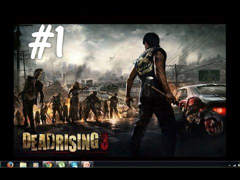 LOVIN THIS GAME PEEPS! Dead Rising 3 Apocalypse GamePlay Playthrough-Part 1 |
