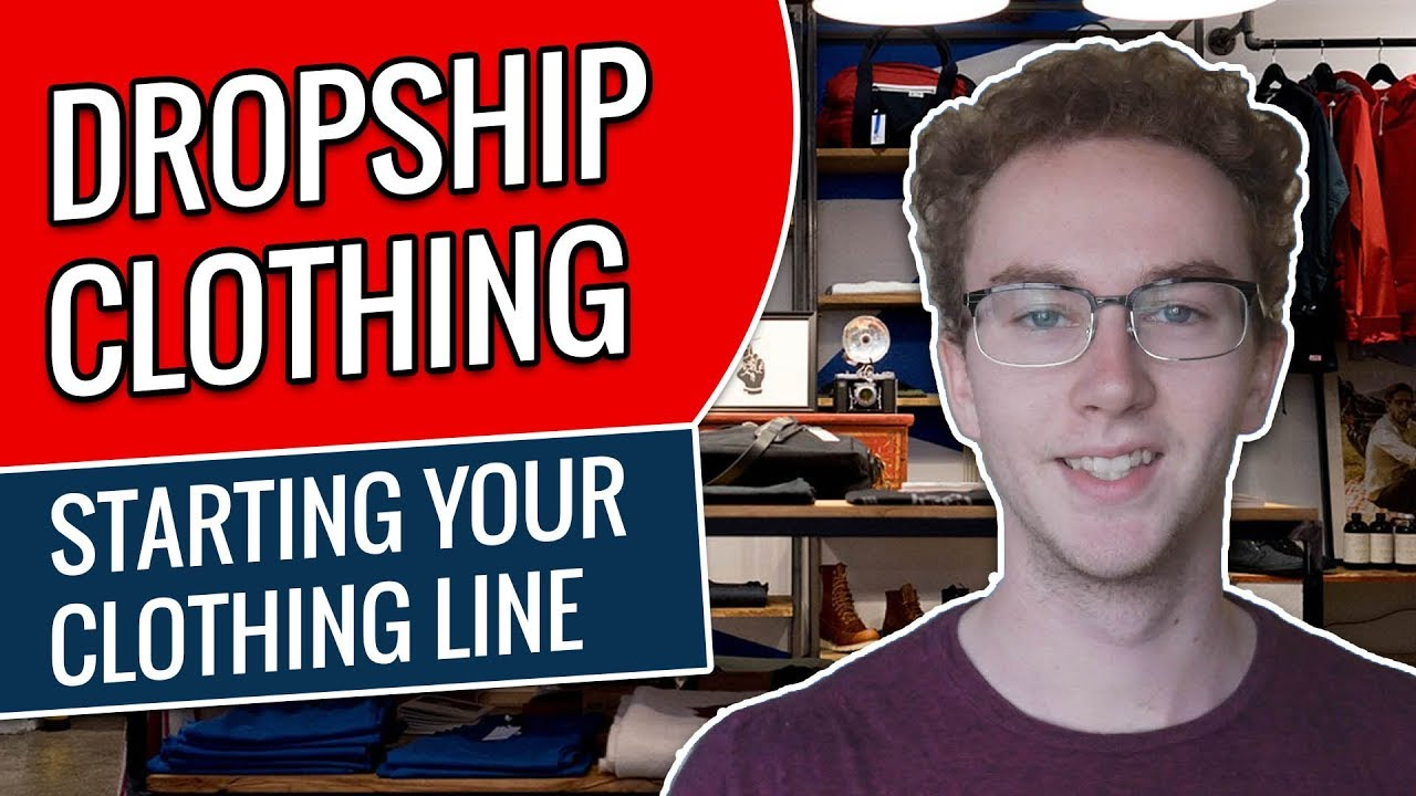 Dropship Clothing - Suppliers and Branding To Start Your Clothing Line