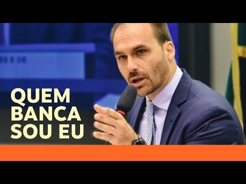 Segredo de casa em Brasília envolve Eduardo Bolsonaro e blogueiro do Terça Livre