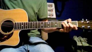 Learn to Play Volcano by Damien Rice Guitar Lesson How To