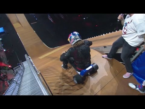 Parks Bonifay Joins The Circus