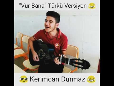 Vur Bana Türkü Versiyon - [ÖMER TEKİN]