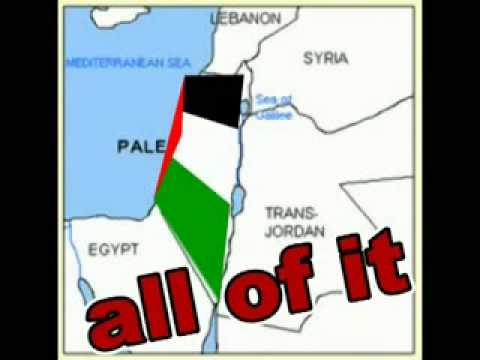 How Much Land In Historic Palestine Is Arab?
