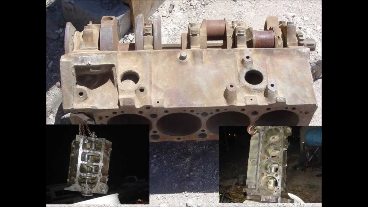 How to remove rust from anything so easy chevy engine for Anything with a motor