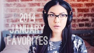 January 2014 Favorites Thumbnail