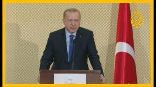 🇱🇾 #أردوغان: مشاركة تونس والجزائر وقطر مهمة في مؤتمر برلين بشأن #ليبيا
