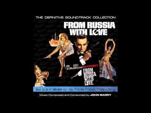 From Russia With Love Score ''007 Takes The Lektor''