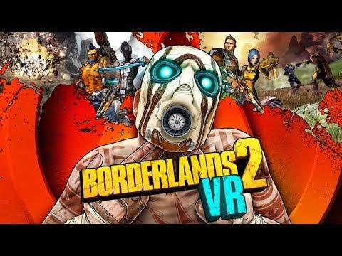 Informacion sobre Borderlands VR y hablando de Borderlands 3 (Nada nuevo)