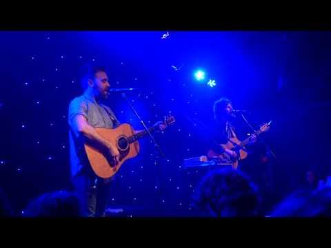 Bob Evans and Josh Pyke - Pasha Bulker - Live, Adelaide, The Gov - 24th November 2016 mp3