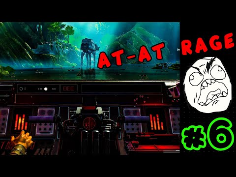 AT-AT RAGE | Star Wars Jedi: Fallen Order #6 😡