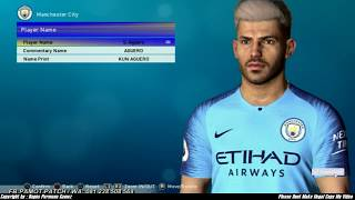 PES 2019 PS3 PAMOT Patch Winter19 AIO_UPDATE [16-02-19]